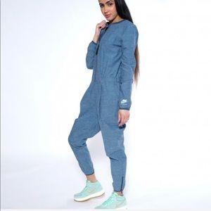 info for 61685 13b93 Nike Pants - Nike women s jumpsuit one piece romper new